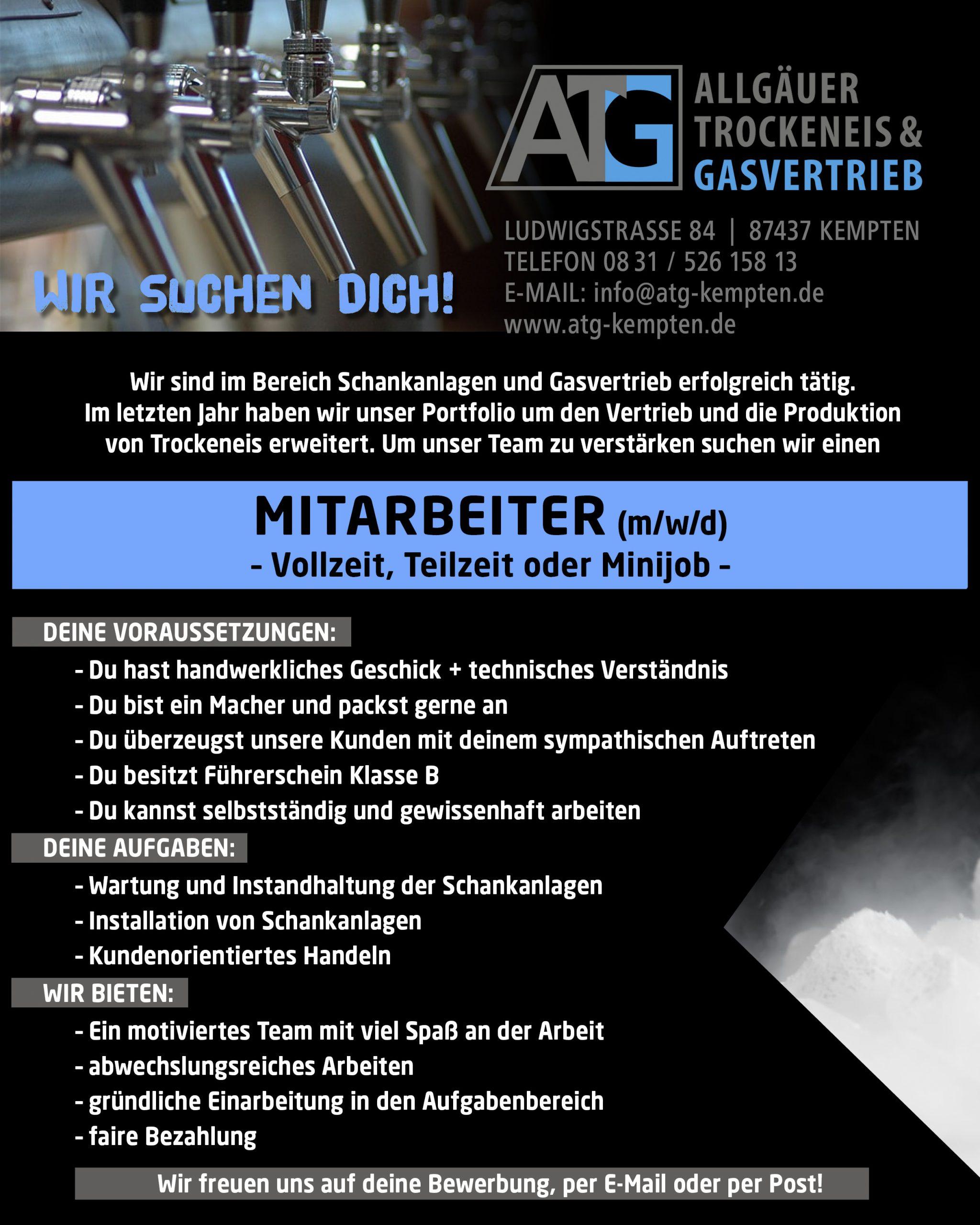 Aktuelles - ATG Stellenanzeige3679 scaled