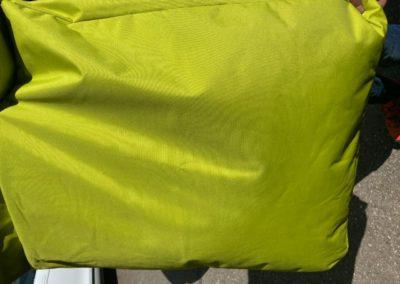 Trockeneisstrahlen - ATG Strahlen Stuhlbezug nachher 640x480