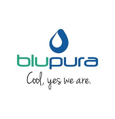 Referenzen - Blupura Logo